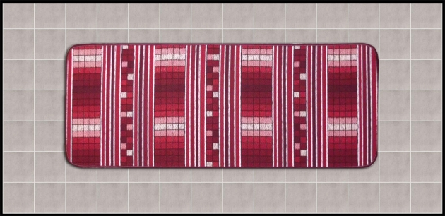 Arreda la cucina con i nostri tappeti con decoro quadretti antiscivolo a prezzi bassi tappeti - Tappeti anallergici ...